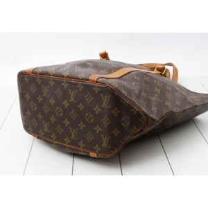 Louis Vuitton Monogram Sac Shopping Tote 861418