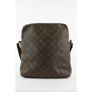 Louis Vuitton Monogram Marceau GM  Shoulder Bag 18lvs1223
