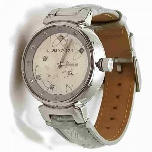 Louis Vuitton Diamond Tambour Lovely Watch 34mm 860501
