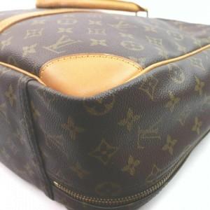 Louis Vuitton Monogram Sirius 45 Suitcase Soft-Sided Trunk Luggage 861173