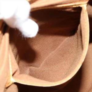 Louis Vuitton Damier Ebene Centenaire Arlequin Backpack Soho Bag  862751