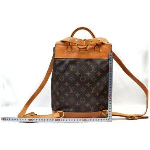 Louis Vuitton Only One in the World Special Order Monogram Soho Backpack  862667