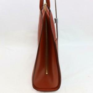 Louis Vuitton Brown Epi Kenya Sorbonne 870663