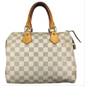 Louis Vuitton Damier Azur Speedy 25 213370