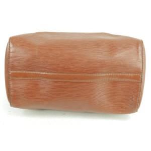 Louis Vuitton Brown Epi Speedy 30 860102