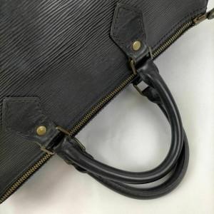 Louis Vuitton Black Epi Leather Speedy 30 860944