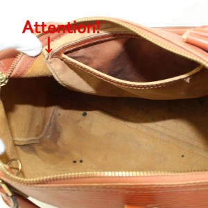 Louis Vuitton Speedy 30 869149 Brown Leather Satchel