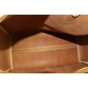Louis Vuitton Beige Epi Leather Speedy 35 Boston GM Bag356lvs224