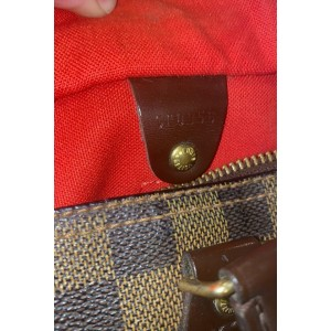 Louis Vuitton Damier Ebene Speedy 25 861102