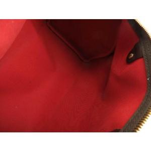 Louis Vuitton Damier Ebene Speedy 30 with Lock and Keys 860628