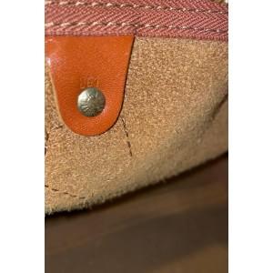Louis Vuitton Fawn Brown Epi Speedy 35  Boston GM 859910