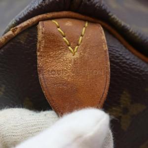 Louis Vuitton Monogram Speedy 35 Boston Bag MM 862603