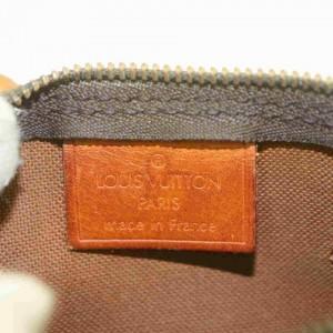 Louis Vuitton HL Monogram Mini Speedy with Strap Bandouliere Nano 860462
