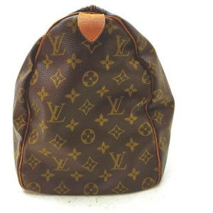 Louis Vuitton Large Monogram Speedy 40 Boston GM 861559
