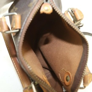 Louis Vuitton Mini Speedy HL Bandouliere Nano with Strap 872628