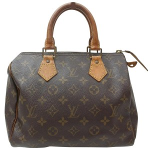 Louis Vuitton  Monogram Speedy 25 Boston PM 860668