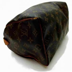 Louis Vuitton Monogram Speedy 25 Boston PM 860968