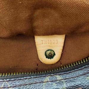 Louis Vuitton Monogram Speedy 25 Boston PM 861183