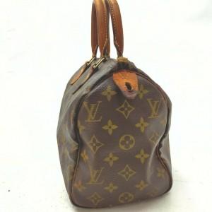 Louis Vuitton Monogram Speedy 25 Boston PM 861521