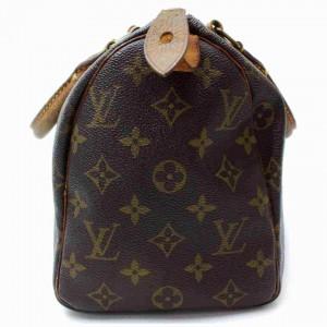 Louis Vuitton Monogram Speedy 25 Boston PM Small  857379