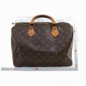 Louis Vuitton Monogram Speedy 30 Boston Medium MM 860327