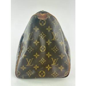 Louis Vuitton Monogram Speedy 30 Boston MM 11L1016