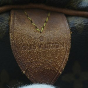 Louis Vuitton Monogram Speedy 30 Boston MM 860664