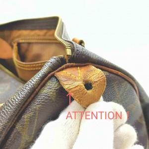 Louis Vuitton Monogram Speedy 30 Boston MM 861148