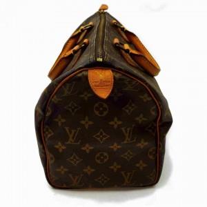 Louis Vuitton Monogram Speedy 30 Boston MM 861188