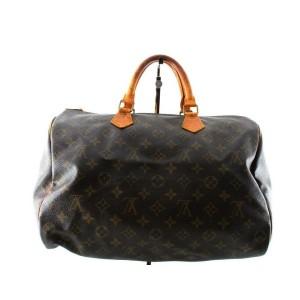 Louis Vuitton Monogram Speedy 35 Boston MM 860846
