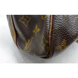 Louis Vuitton Monogram Bandouliere Speedy 30 with Strap 860780
