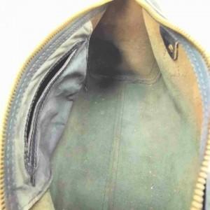 Louis Vuitton Black Epi Leather Noir Speedy 30  861320