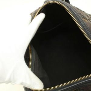 Louis Vuitton (Ultra Rare) Monogram Eclipse Sequin Speedy 30 871656
