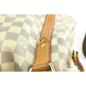 Louis Vuitton Damier Azur Stresa PM Shoulder Bag 78lvs127