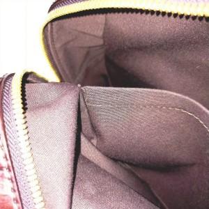 Louis Vuitton Amarante Monogram Vernis Summit Drive Boston Bag 862672