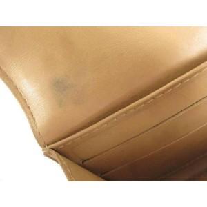 Louis Vuitton lvvsl18 Sarah Wallet Monogram Vernis Tan Florentine Light Brown 172609