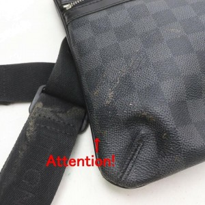 Louis Vuitton Damier Graphite Thomas Crossbody 872499