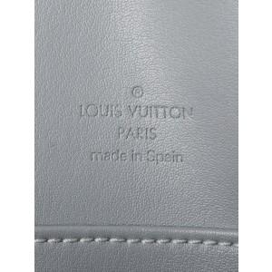 Louis Vuitton Blue Monogram Vernis Thompson Street Musette Flap Bag 5L1016