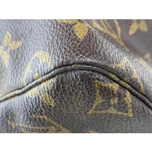 Louis Vuitton Monogram Trousse Toilette 28 Cosmetic Case Toiletry Pouch 5L1111
