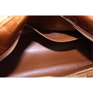 Louis Vuitton Brown Monogram Vernis Copper Bronze Tompkins Square Bag  862136