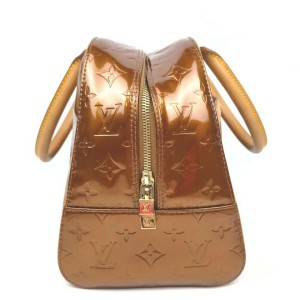 Louis Vuitton  Bronze Monogram Vernis CopperTompkins Square 862322