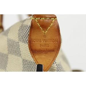 Louis Vuitton Damier Azur Totally PM Zip Tote 11lvs1230