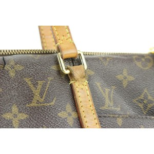 Louis Vuitton Monogram Totally PM Tote Zip Bag 862831