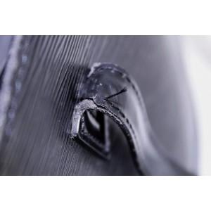 Louis Vuitton Black Saint Jacques Zip Tote Bag 2lvs1228