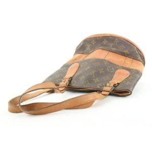 Louis Vuitton Monogram Marais Petite Bucket Tote bag 17lvs121