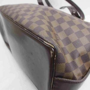 Louis Vuitton Damier Ebene Chelsea Zip Tote Bag 858023