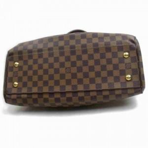 Louis Vuitton Damier Ebene Trevi PM Boston Bowler with Strap 860311