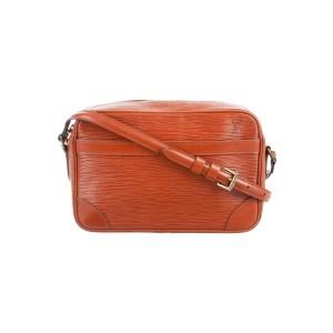 Louis Vuitton Brown Epi Trocadero 867254