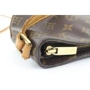 Louis Vuitton Monogram Trotteur Crossbody Bag 615lvs316