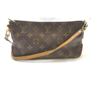 Louis Vuitton Monogram Trotteur Crossbody Bag 862732